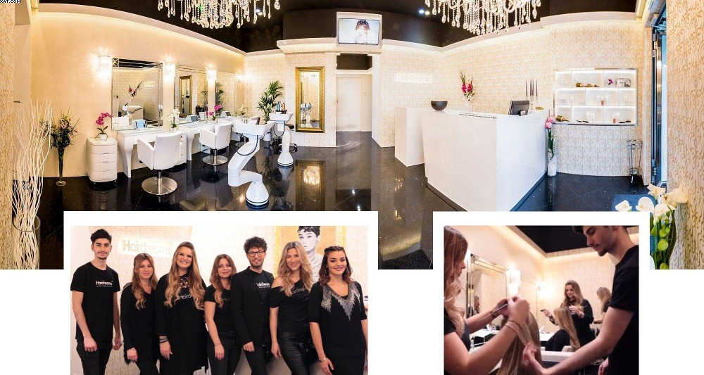 Haarverlängerung Wien - Hairdreams Couture Salon