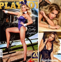 Hairdreams Cathy Lugner Playboy