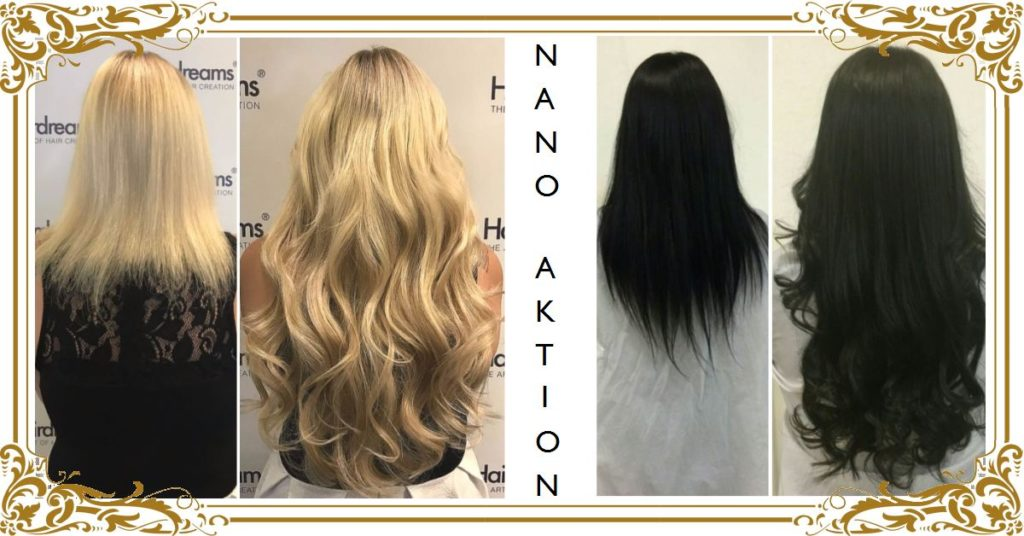 Hairdreams Nano Sommeraktion 2018